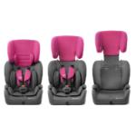 Kinderkraft Concept Group 1/2/3 Car Seat - Pink