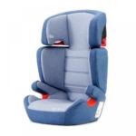 Kinderkraft JuniorFix Group 2/3 ISOFIX Car Seat - Navy