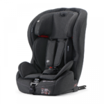 Kinderkraft Safety-Fix Group 1/2/3 ISOFIX Car Seat - Black