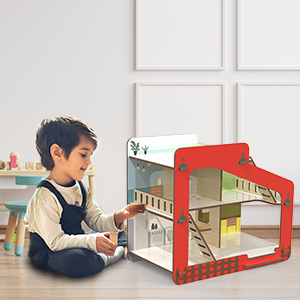 Callowesse Doll House Lifestyle
