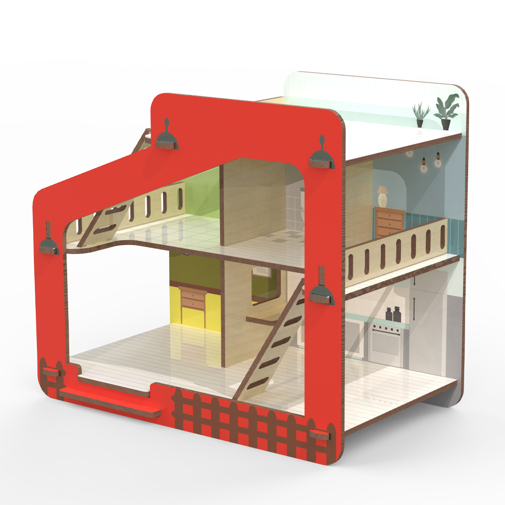 Callowesse Doll House