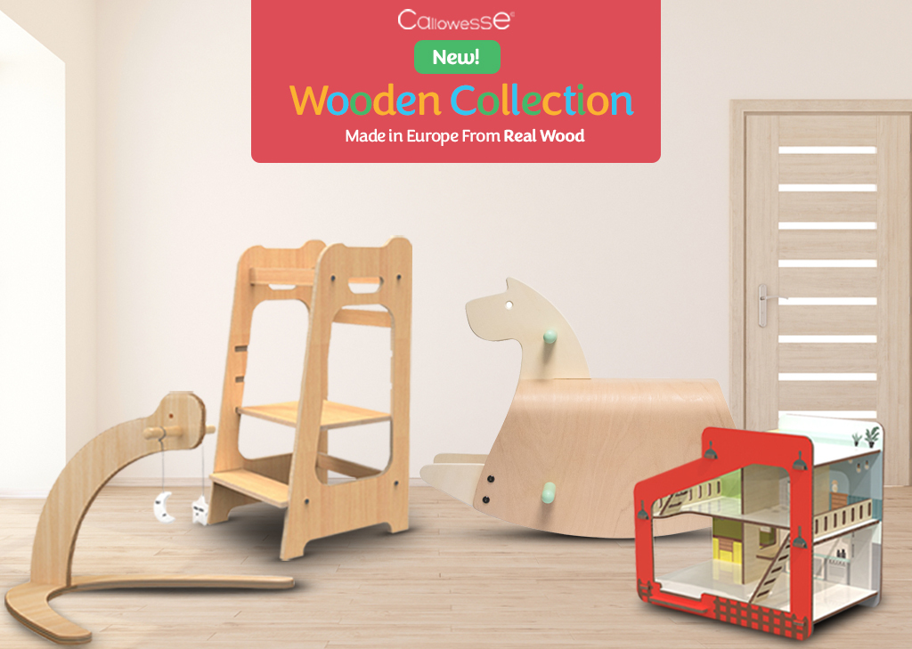 Category Callowesse Wooden Collection Banner-M