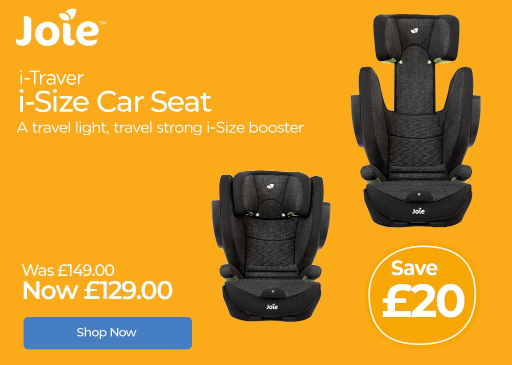 Joie i-Traver Group 2/3 Car Seat