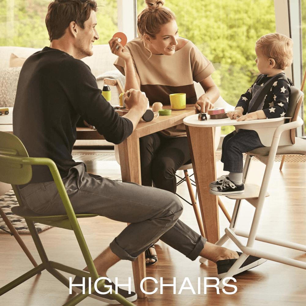 Cybex High-Chairs