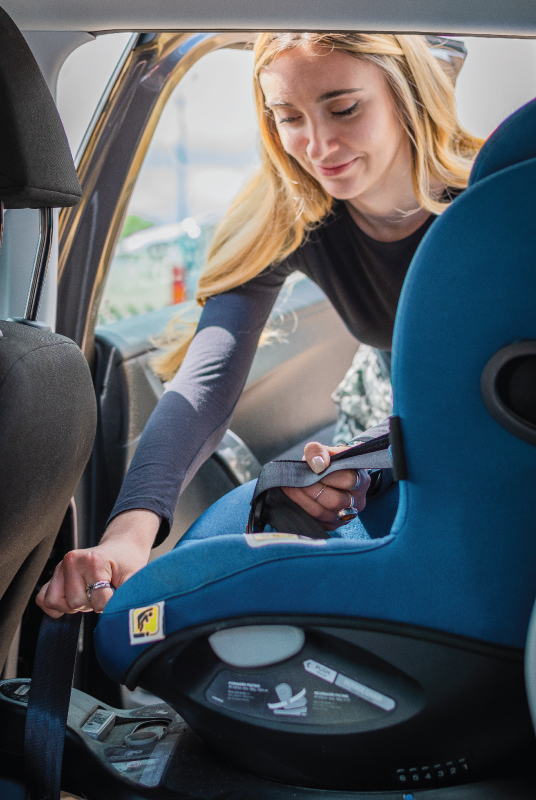 Olivers Boutique Car-Seat-Fitting