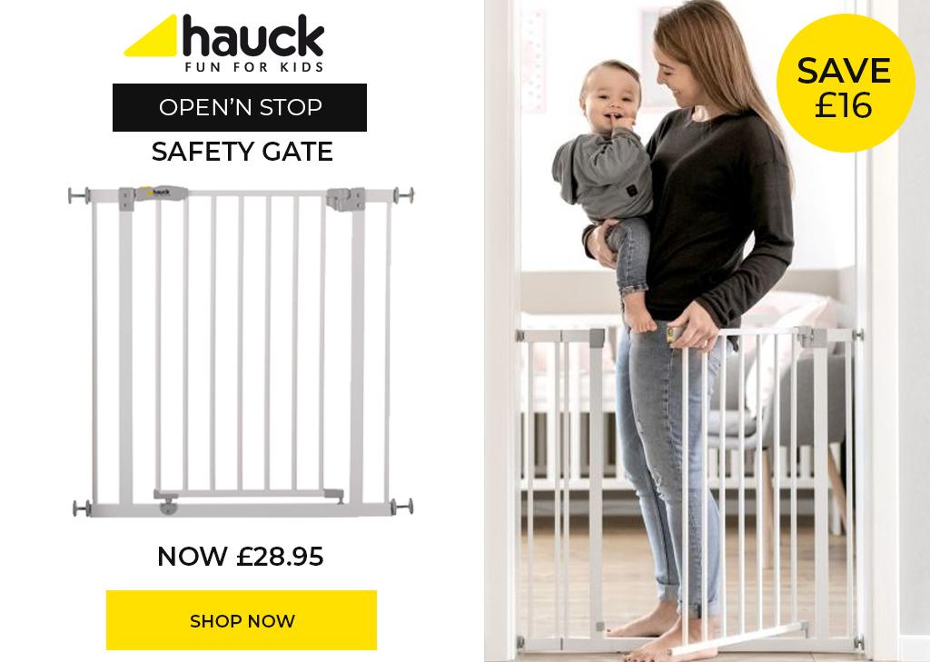 Hauck Open'nstop