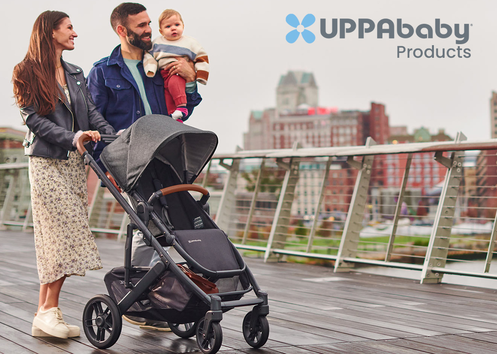 uppababy top banner