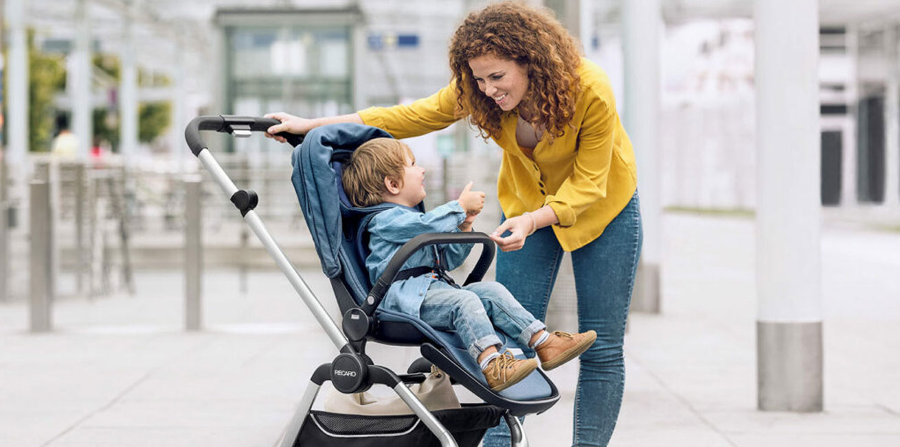Recaro Brand Travel-Systems