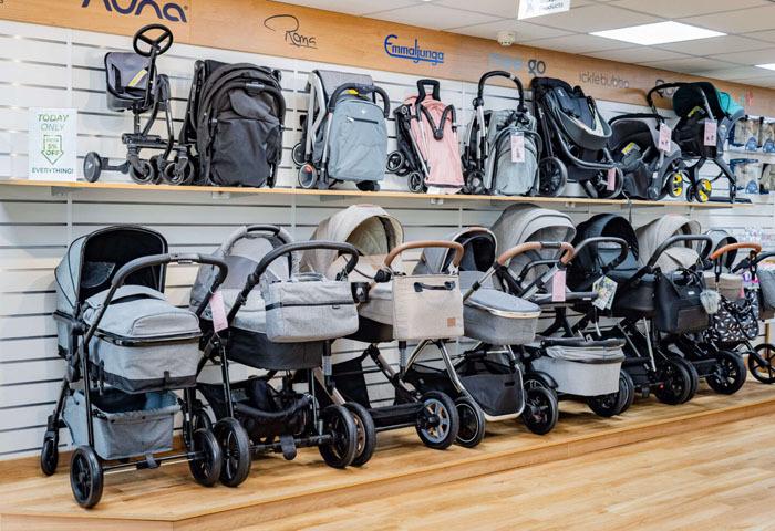 Shop Strollers