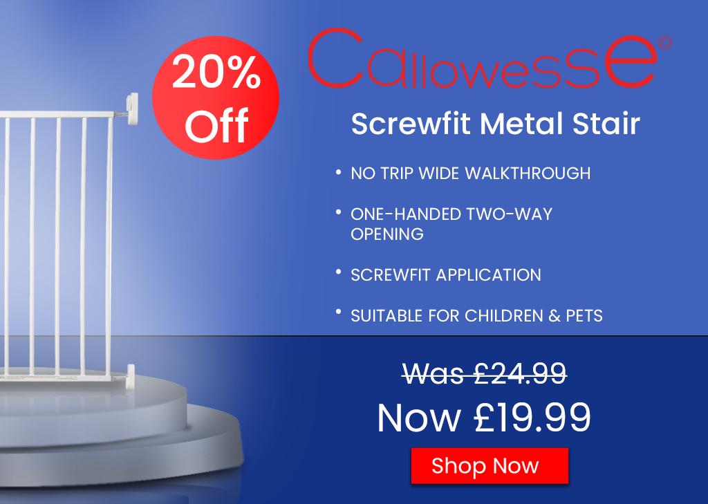 Callowesse Screwfit Gate