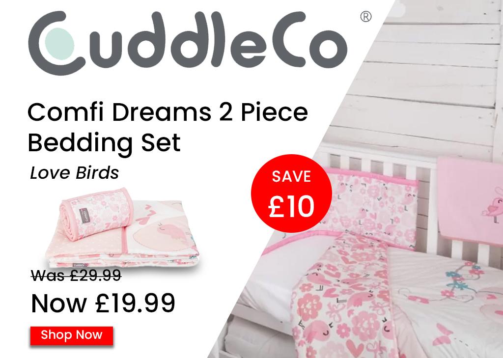 CuccleCo Sheets Love Bird
