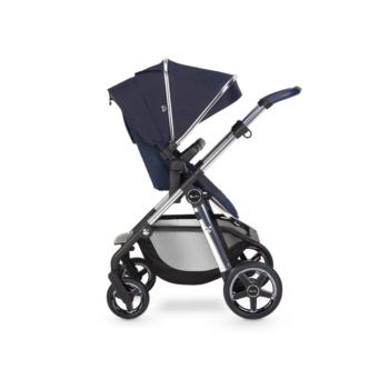 Silver Cross Pioneer 21 Seat Unit Parent Facing - Sapphire